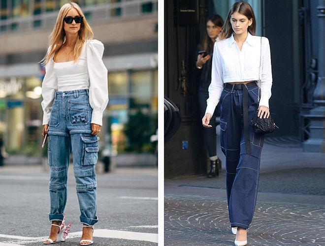 Какие джинсы популярны этой весной: в них мы будем обалденные