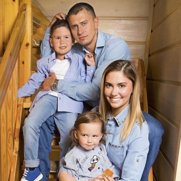 игорь прилучный семья фото стремиться