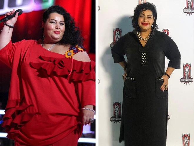 Мариам мерабова похудела на 53 килограмма