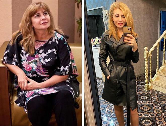 Ирина александровна агибалова фото до и после
